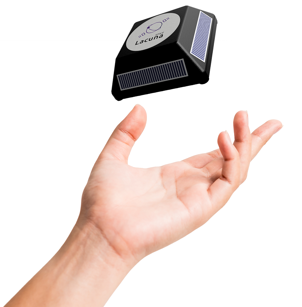 Lacuna Sensor